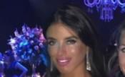 Половинката на Фабрегас блести на сватбата на Меси