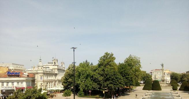 Най-топло в първия следобед на юли е в Русе, сочат