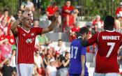 ЦСКА продължава с победите и на родна земя