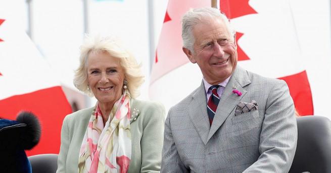 Британският принц Чарлз получи едно от най-големите канадски почетни отличия,