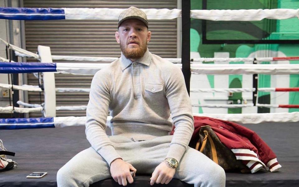 Треньор на МакГрегър: Той е убийствен в спарингите
