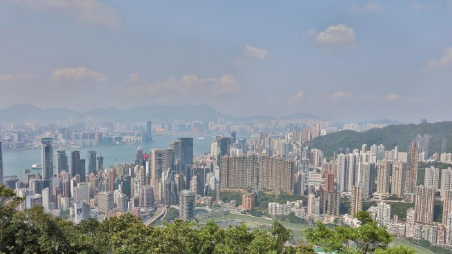 """Китай строи първия """"град-гора"""" (снимки)"""