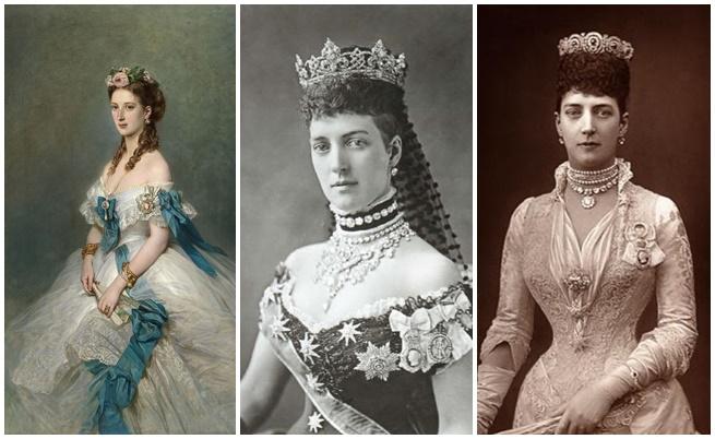 Модната икона кралица Александра Датска