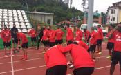 ЦСКА вече тренира в Трявна