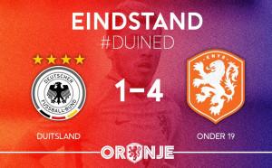 Холандия разгроми Германия и поведе в групата на България