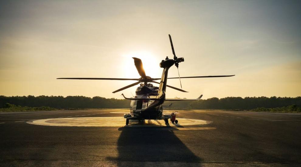 Инженер пострада при инцидент с хеликоптер