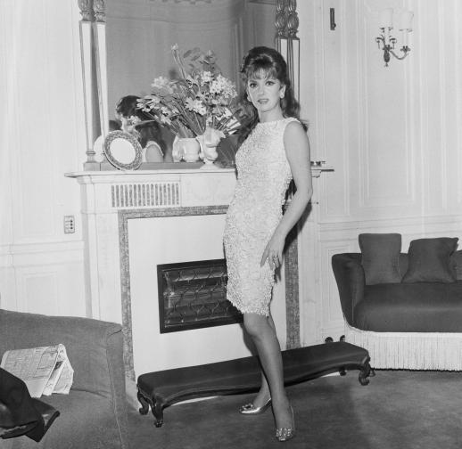 Джина Лолобриджида, 1969 г.