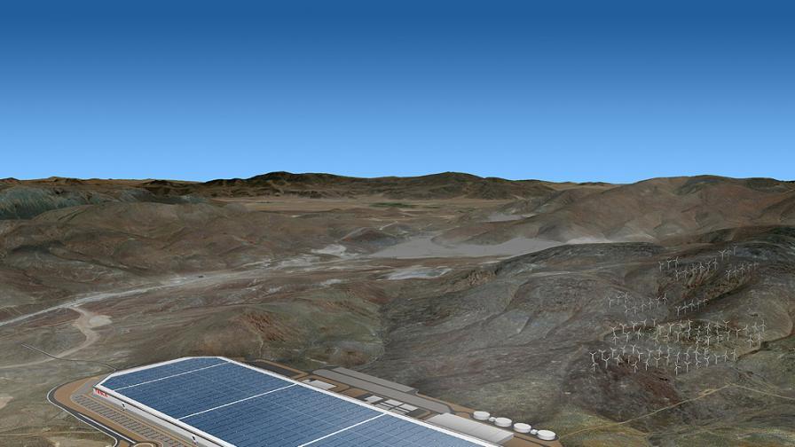 Вижте къде се правят автомобилите Tesla