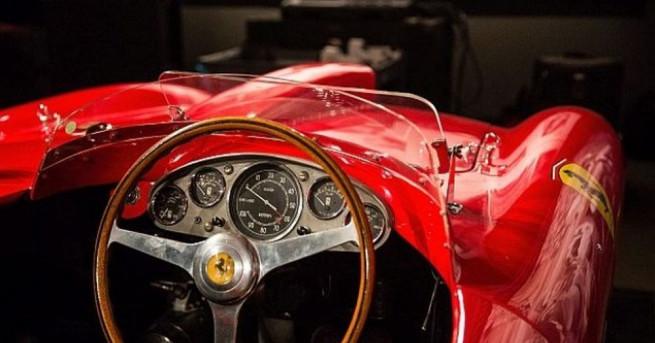 Навремето Енцо Ферари е искал да произвежда само състезателни автомобили.