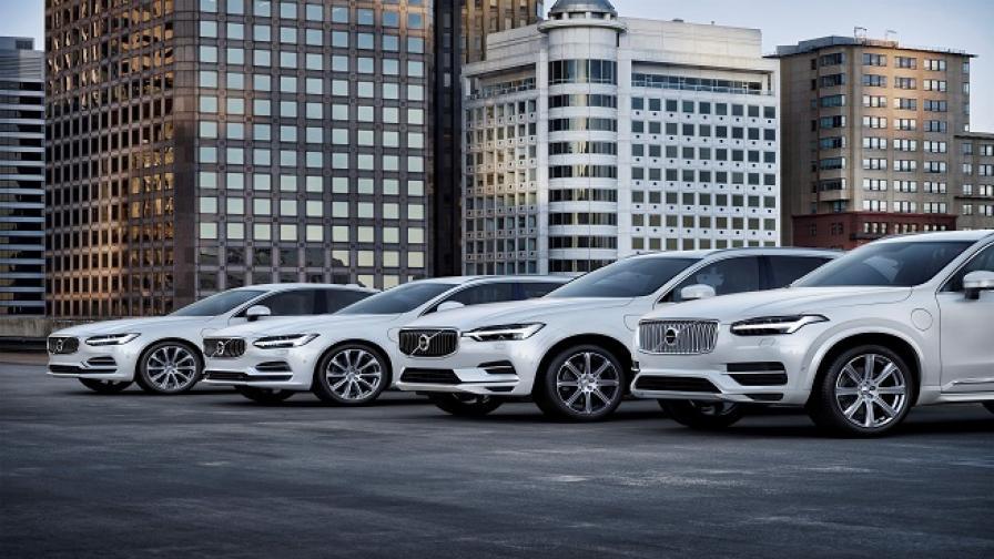 Volvo може да се задвижва с двигатели от Mercedes