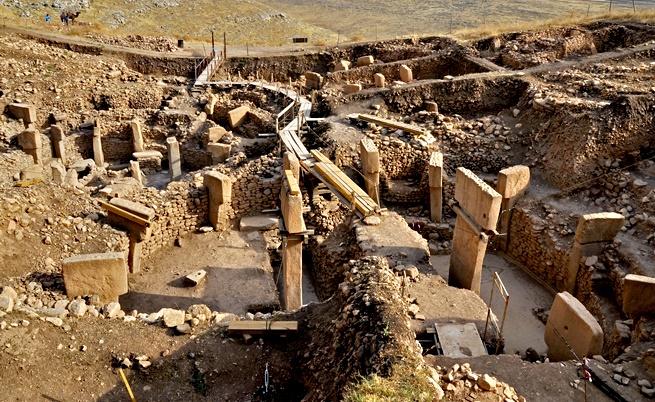 Следи от мистериозен култ в най-старото мегалитно селище в света