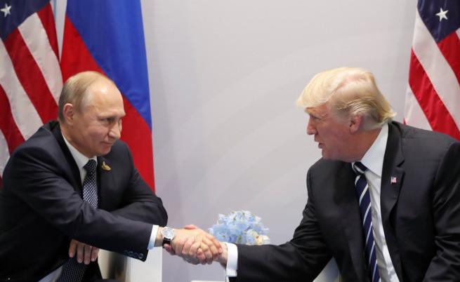 Какво си казаха Тръмп и Путин на рекордната среща и ролята на Мелания