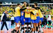 Бразилия - Франция е финалът в Световната лига