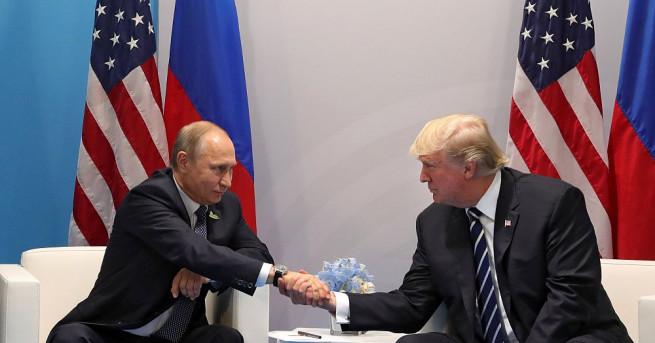 Останах с впечатлението, че Тръмп взе предвид аргументите на Русия,