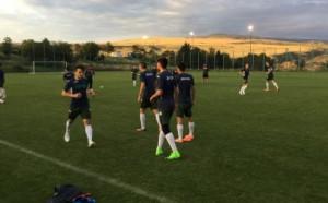 Всички юноши здрави преди последния мач от Евро 2017