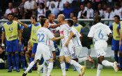 Италия триумфира със световната титла на финала през 2006 година срещу Франция<strong> източник: Gulliver/Getty Images</strong>