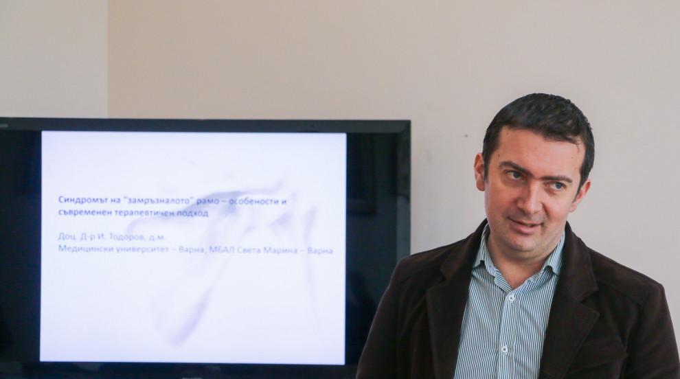 Доц. Илия Тодоров: Масажите могат и да вредят