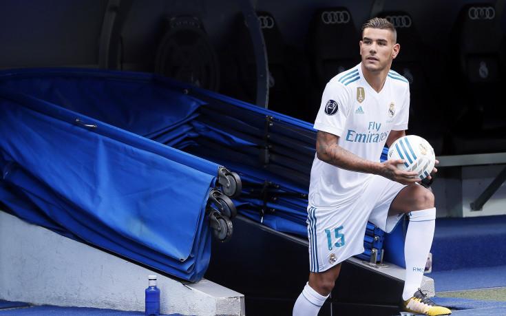 Тео Ернандес: В Реал мога да развия максимално своя потенциал