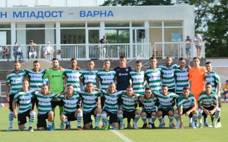 Черно море картотекира 22-ма футболисти за новия сезон