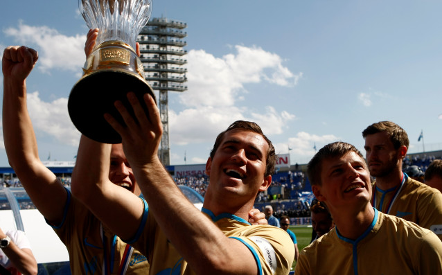 Александър Кержаков<strong> източник: Gulliver/Getty Images</strong>