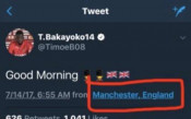 Бакайоко се гаври с феновете на Челси и Юнайтед