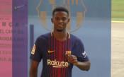 Барселона представи Нелсон Семедо