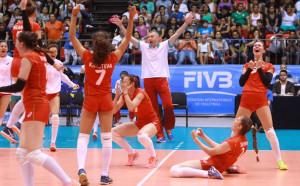 Волейболните националки до 20 години в топ 8 на Световното