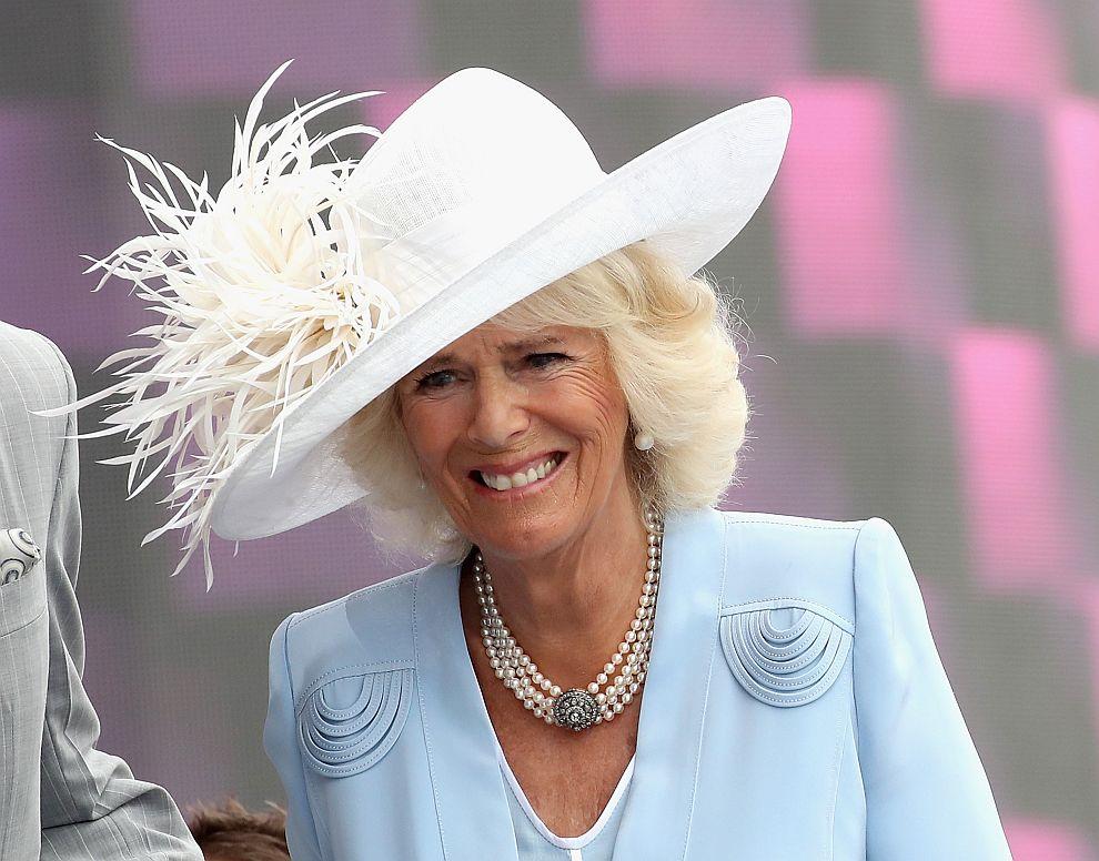 Съпругата на принц Чарлз - херцогинята на Корнуол Камила