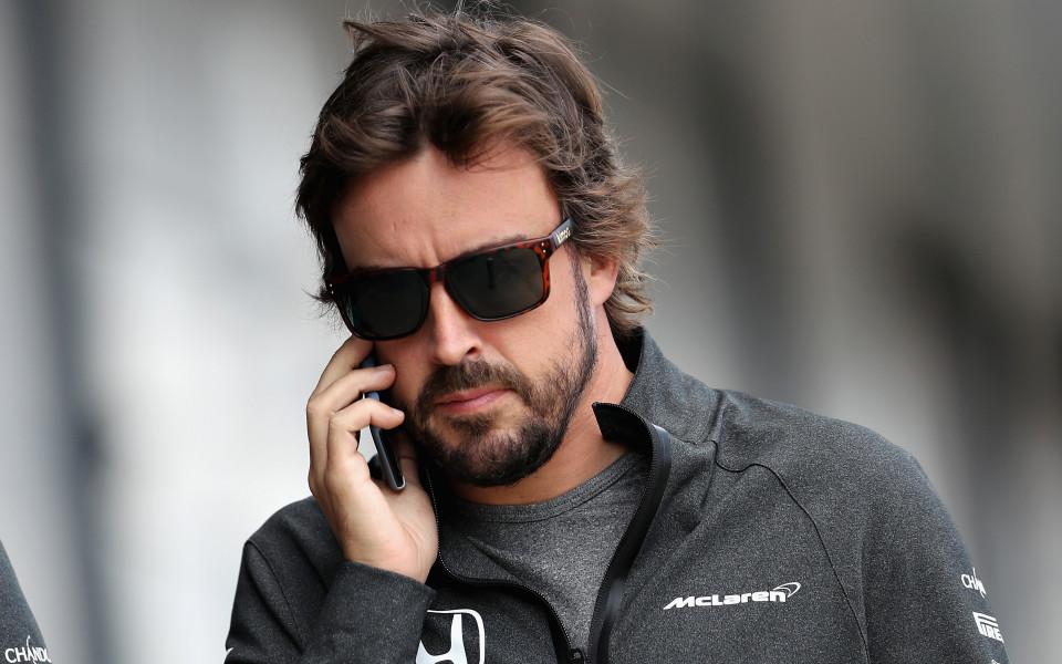 Фернандо Алонсо ще кара на 24 часа на Дайтона