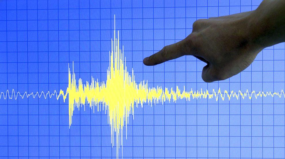 Земетресение от 6,6 по Рихтер в Западния Тихи океан