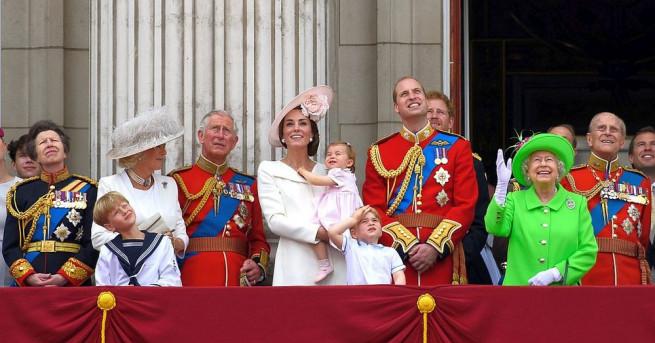 Истинското име на британската кралска динасия е всъщност не Уиндзор,
