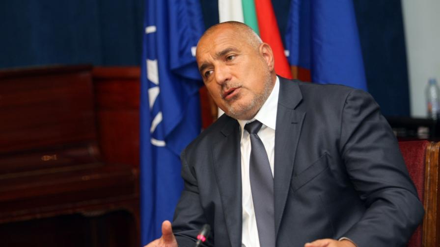 Борисов: Ще изпълним решението на ЕС за Калиакра