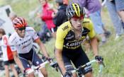 Словенец спечели тежкия 17-и етап на Тур-а