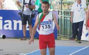 Антоан Божилов с две седми места на Световното по лека атлетика за хора с увреждания