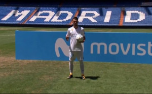 Реал презентира Дани Себайос