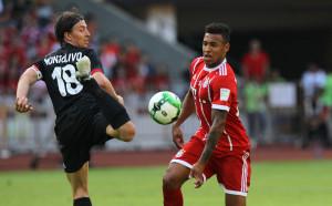 Милан разгроми Байерн в Азия