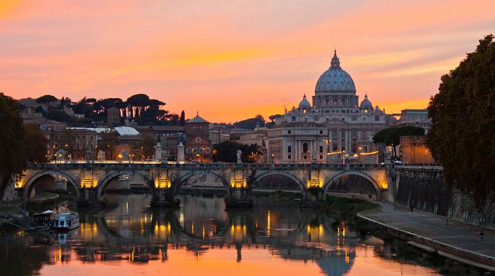 Рим е заплашен от режим на водата в жегите