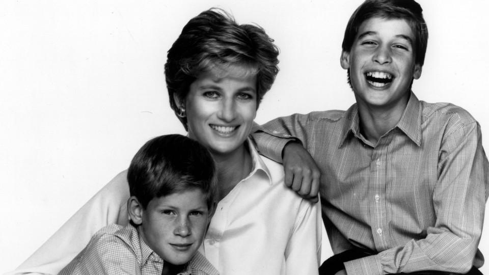 Какво са си казали Уилям и Хари с майка си Даяна в последния ден от живота й