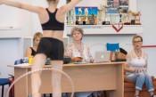 Художествена гимнастика<strong> източник: Анна Недкова, facebook.com/pg/BGRGfederation</strong>