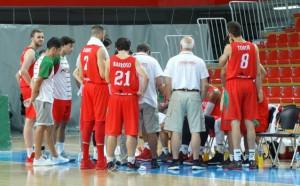 Първият съперник на баскетболистите с три загуби в Македония