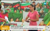 Едва на 18, а вече европейска шампионка в тениса на маса