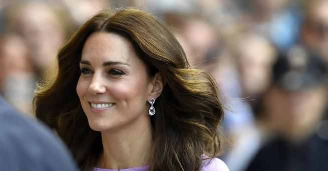 И в последния ден от кралското посещение в Германия херцогиня