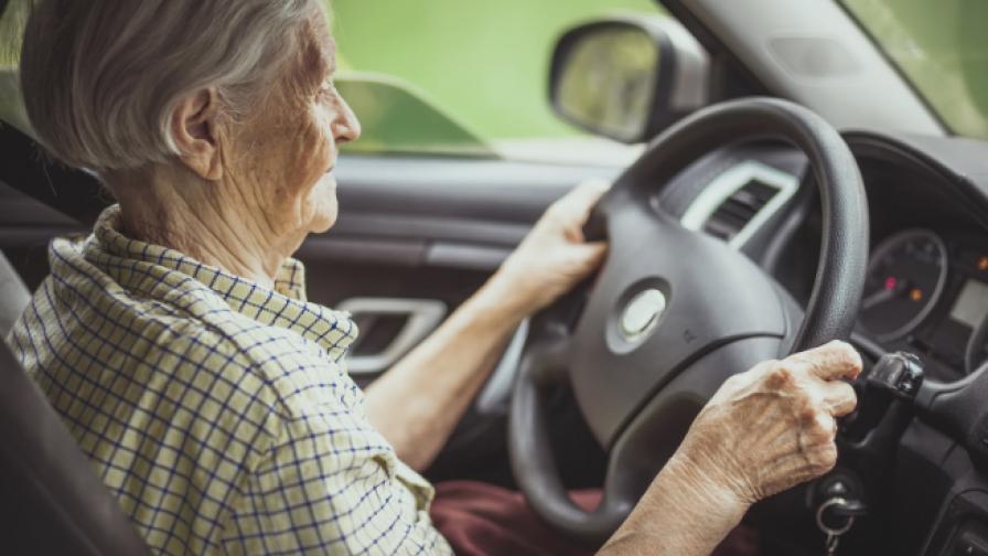 79-годишна белгийка кара посред нощ с 238 км/ч