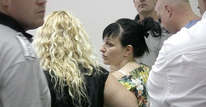 Снимка: Освободиха Анелия Велева от НФСБ, няма доказателства, че е участвала в група за трафик