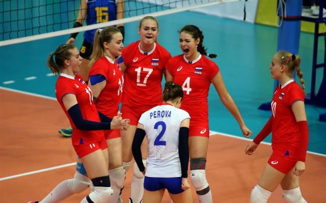 България срещу Русия на полуфинал на Евроволей източник: volleyball.bg