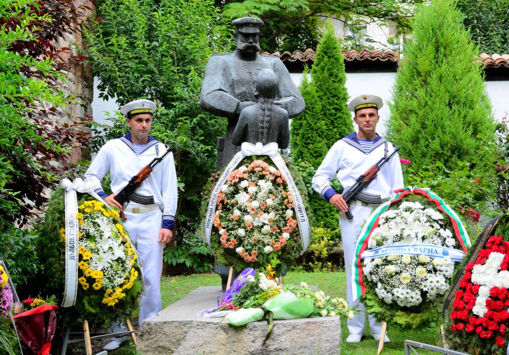 139 години от Освобождението на Варна