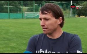 Галчев: Не се дава шанс на българските футболисти в Първа лига