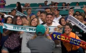 Лудницата в Маями покрай Реал и Барса започна