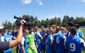 Левски U17 - Локо Пд U17<strong> източник: Валентин Грънчаров</strong>