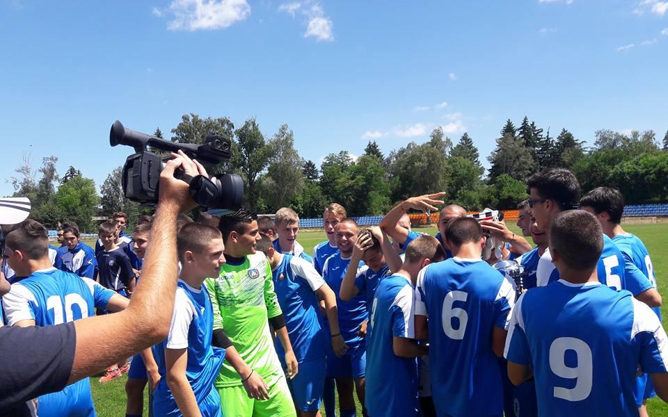 Юношите на Левски U17 биха Локо Пд и спечелиха турнир под егидата на Христо Бонев